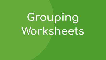 Grouping Worksheets