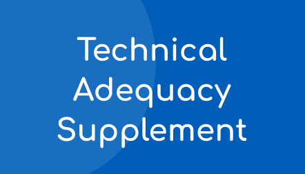 Technical Adequacy Supplement for Acadience Reading Oral Reading Fluency