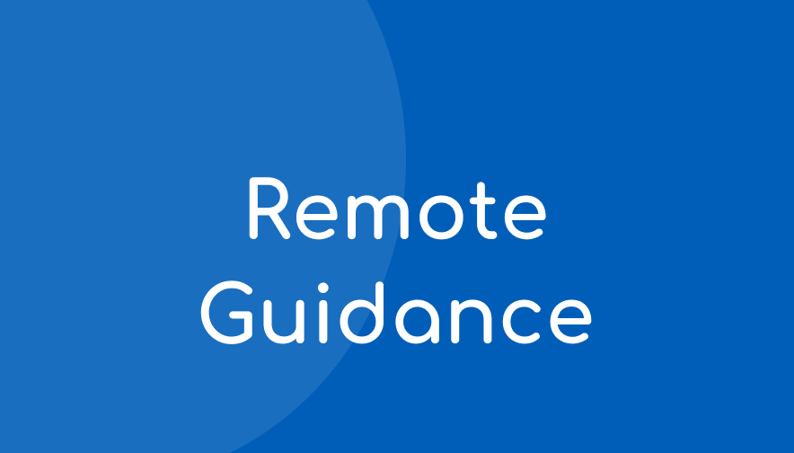 Remote Guidance Document